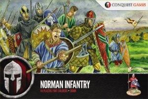 Norman Infantry da Conquest Games