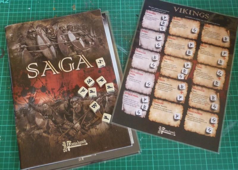 Battleboard de SAGA