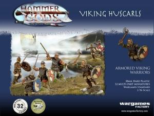 Viking Huscarls da Wargames Factory