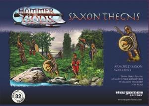 Saxon Thegns da Wargames Factory