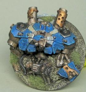 53178-Cygnar, Warmachine, Wreck Marker