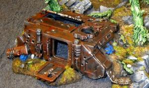 622722-Rhino, Rpg, Terrain, Warhammer 40,000, Warhammer Fantasy, Wreck
